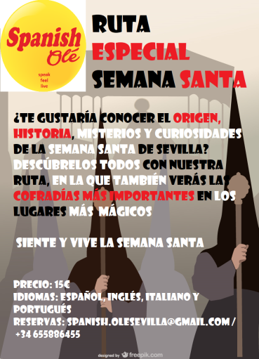 semana santa 2019 español
